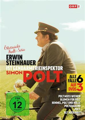 Gendarmerieinspektor Simon Polt - Alle 6 Fälle (3 DVDs)