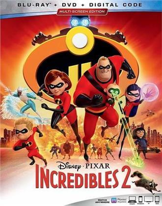 Incredibles 2 (2018)