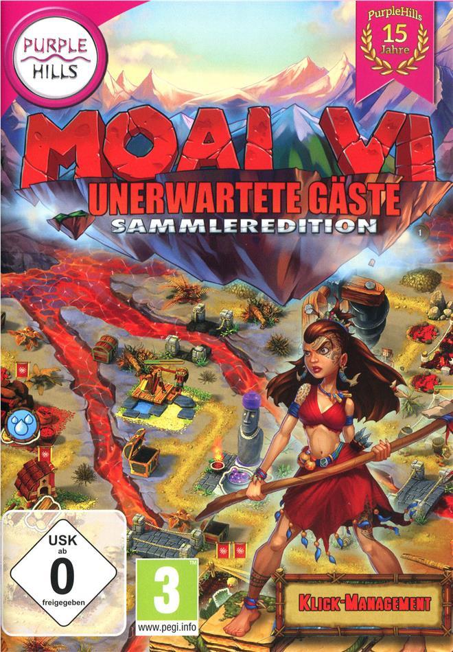 Moai 6 - Unerwartete Gäste