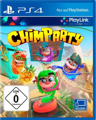 Chimparty (German Edition)
