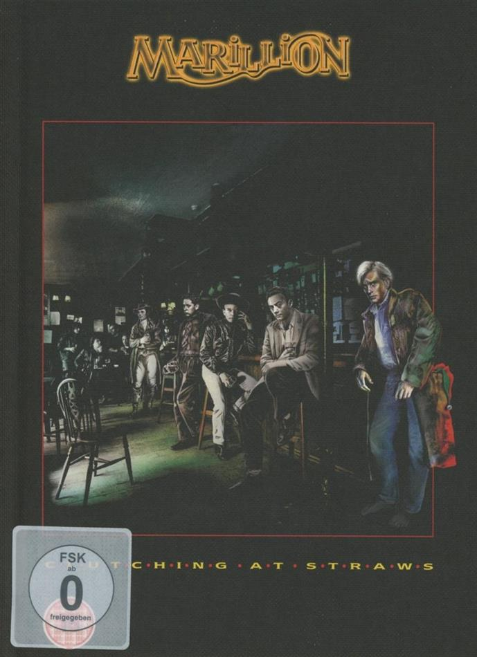 Marillion - Clutching At Straws (Deluxe Edition, 3 CDs + Blu-ray)