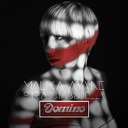 Malika Ayane - Domino (White Vinyl, LP)