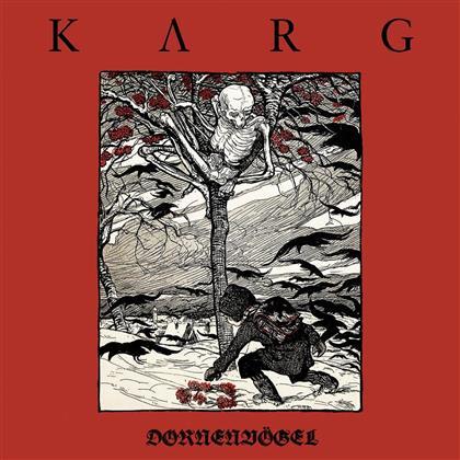 Karg - Dornenvögel (Poster, 2 LPs)