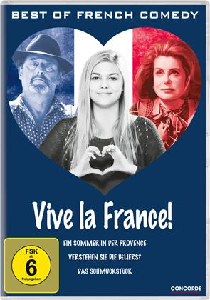 Vive la France! Best of French Comedy (3 DVDs)