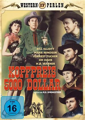 Kopfpreis 5000 Dollar (1949) (Western Perlen)