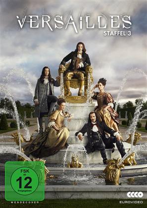 Versailles - Staffel 3 (4 DVDs)