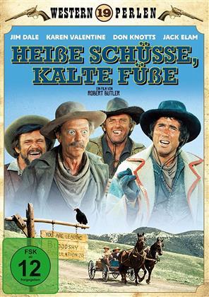 Heisse Schüsse, kalte Füsse (1978) (Western Perlen)