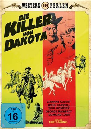 Die Killer von Dakota (1959) (Western Perlen)