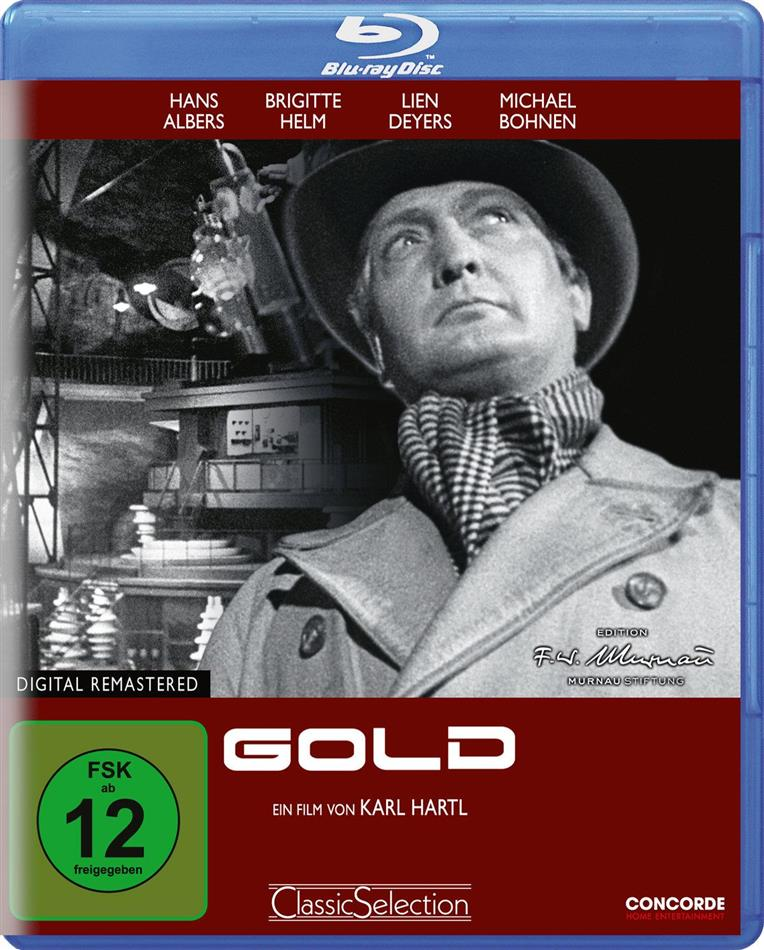 Gold (1934) (Classic Selection, s/w)
