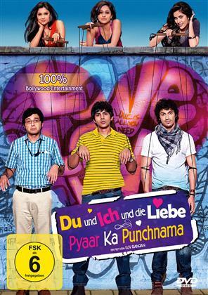 Du und ich und die Liebe - Pyaar ka Punchnama (2011)