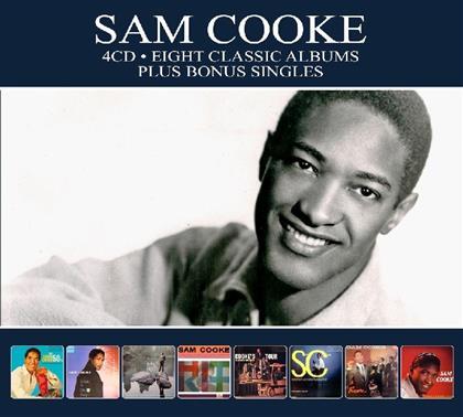 Sam Cooke - 8 Classic Albums (Digipack, 4 CDs)