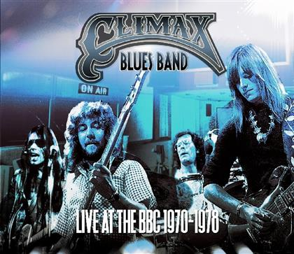 Climax Blues Band - Live At The Bbc 1970-78 (2 LPs)