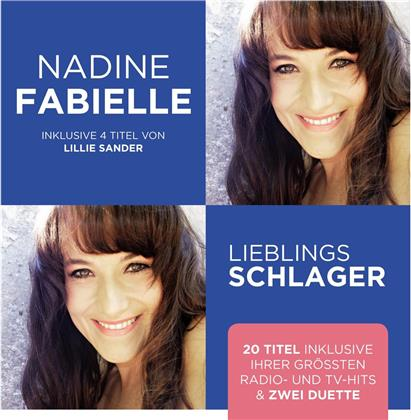 Nadine Fabielle - Lieblingsschlager
