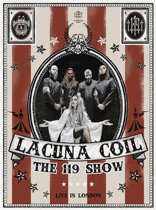 Lacuna Coil - The 119 Show - Live In London (Blu-ray + DVD + 2 CDs)