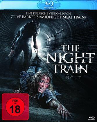 The Night Train (2016) (Uncut)