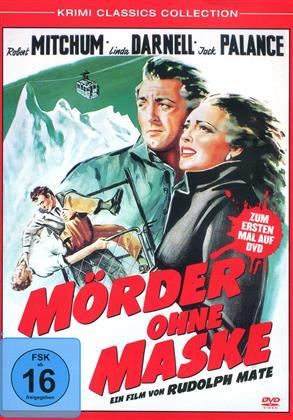 Mörder ohne Maske (1953) (Krimi Classics Collection)