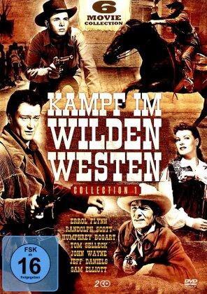Kampf im Wilden Westen - Collection 1 (2 DVDs)