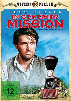 In geheimer Mission (1956) (Western Perlen)
