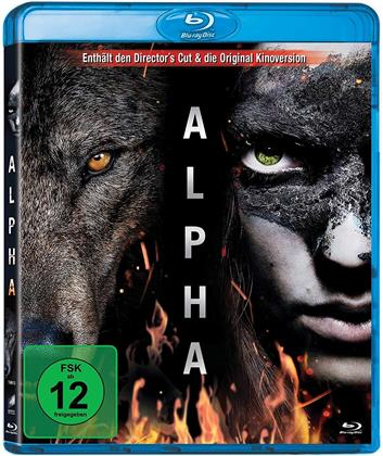Alpha (2018) (Director's Cut, Versione Cinema)