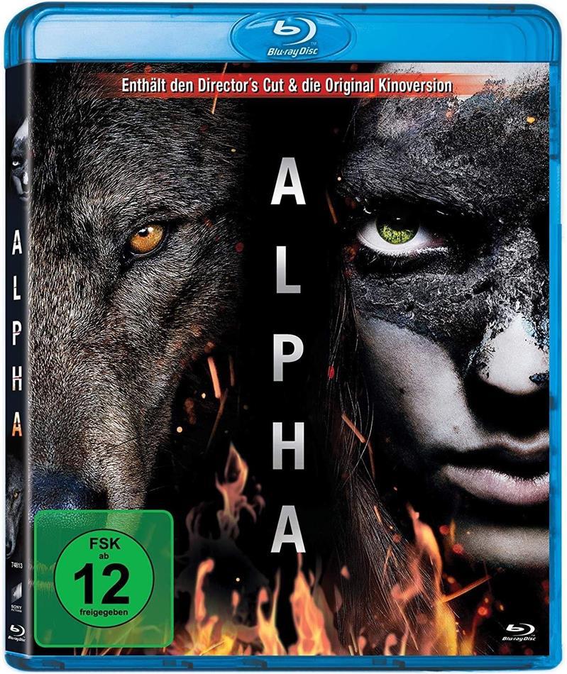 Alpha (2018) (Director's Cut, Kinoversion)