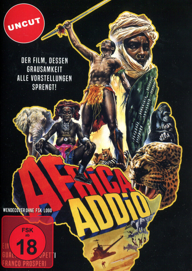 Africa Addio (1966) (Uncut)