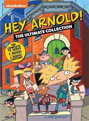 Hey Arnold! - The Ultimate Collection (18 DVDs)
