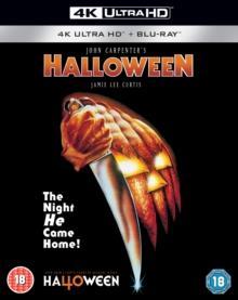 Halloween (1978) (4K Ultra HD + Blu-ray)