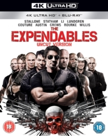 The Expendables (2010) (4K Ultra HD + Blu-ray)
