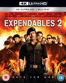 The Expendables 2 (2012) (4K Ultra HD + Blu-ray)