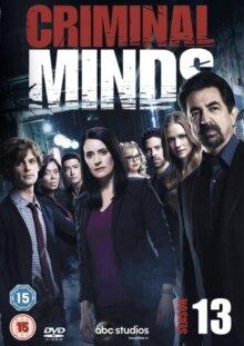 Criminal Minds - Season 13