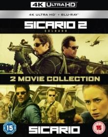 Sicario / Sicario 2 - Soldado - 2 Movie Collection (2 4K Ultra HDs + 2 Blu-rays)