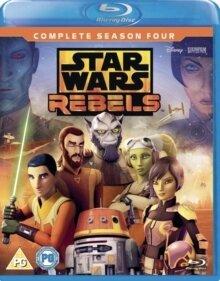 Star Wars Rebels - Season 4 (2 Blu-rays)