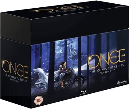 Once Upon a Time - The Complete Series: Seasons 1-7 (35 Blu-rays)