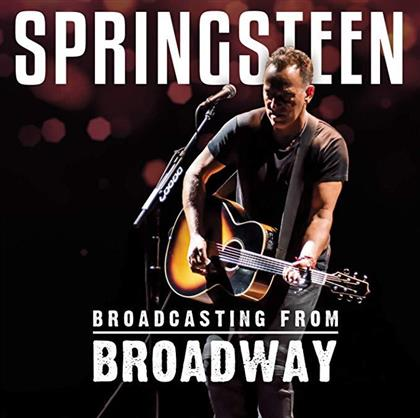 Bruce Springsteen - Broadcasting From Broadway