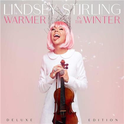 Lindsey Stirling - Warmer In The Winter (Gatefold, Deluxe Edition, LP)