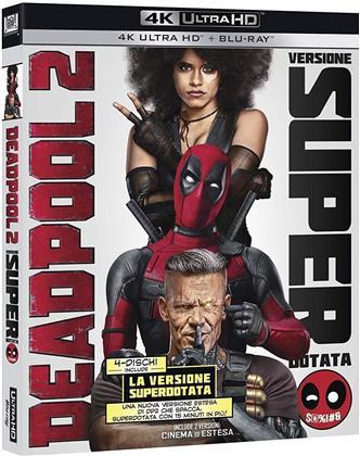 Deadpool 2 (2018) (2 4K Ultra HDs + 2 Blu-ray)