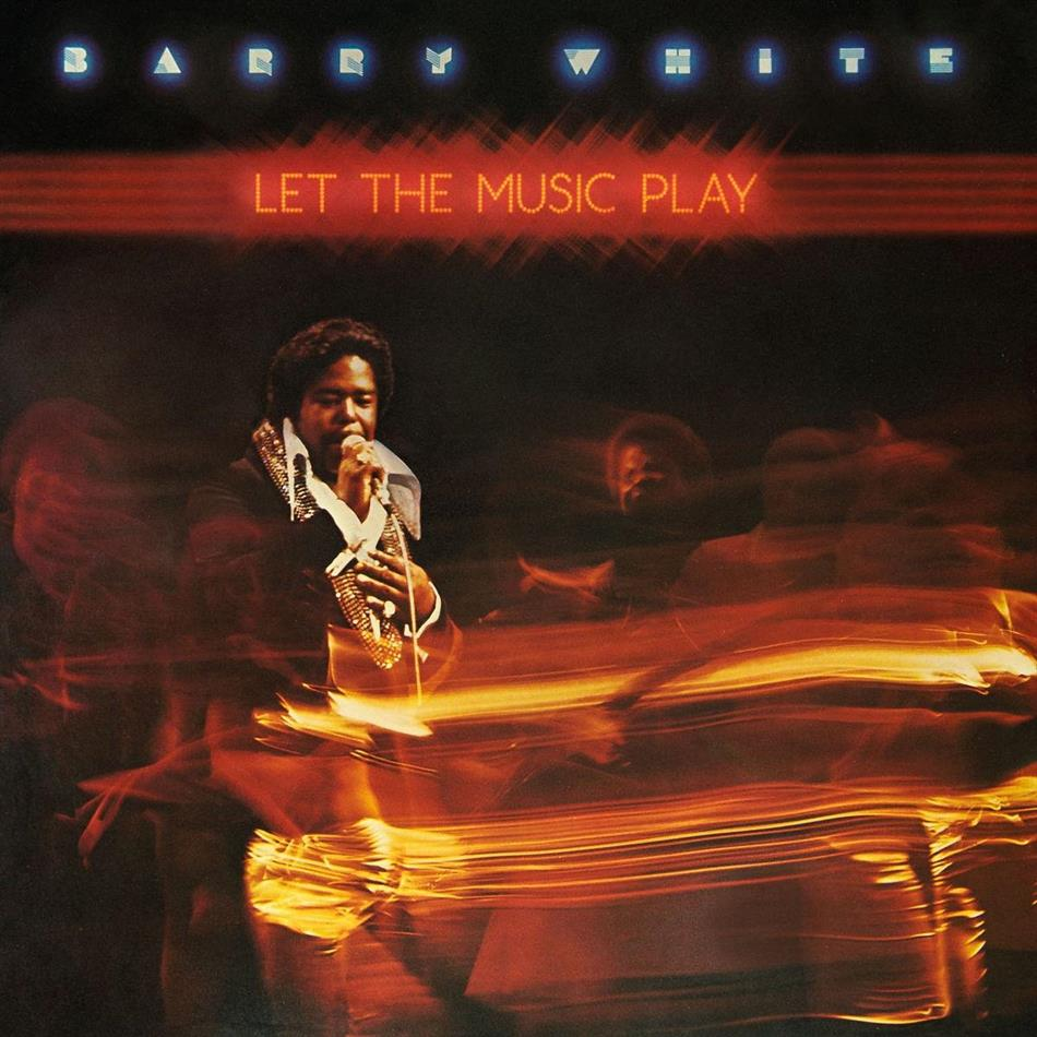 Barry White - Let The Music Play (2018 Reissue, LP)