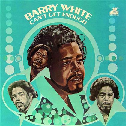 Barry White - Can't Get Enough (2018 Reissue, LP)