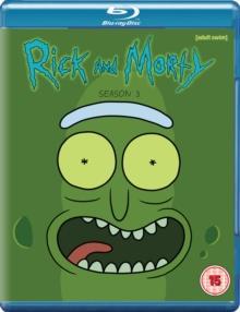 Rick and Morty - Season 3