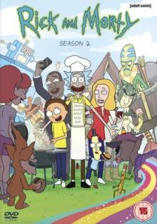 Rick and Morty - Season 2 (2 DVDs)