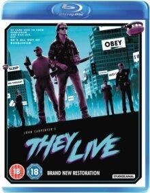 They Live (1988) (Restored, 2 Blu-rays)