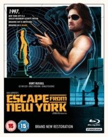 Escape From New York (1981) (Restaurierte Fassung)