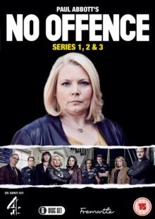 No Offence - Series 1-3 (6 DVDs)