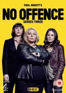No Offence - Series 3 (2 DVD)