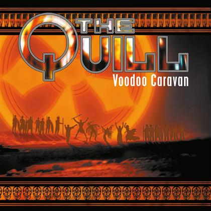 The Quill - Voodoo Caravan (2018 Reissue, LP + CD)