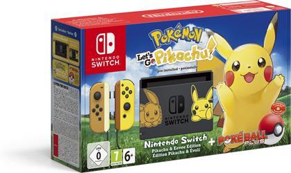 Nintendo Switch Pokémon: Let's Go, Pikachu! Bundle
