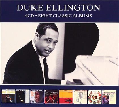 Duke Ellington - 8 Classic Albums (Digipack, 4 CDs)