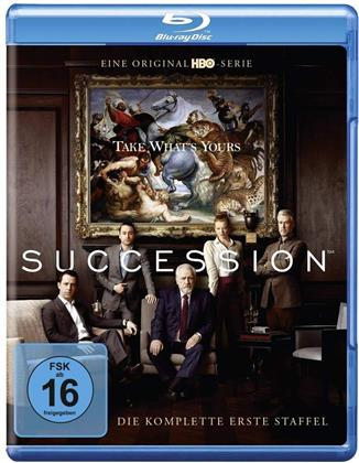 Succession - Staffel 1 (3 Blu-rays)