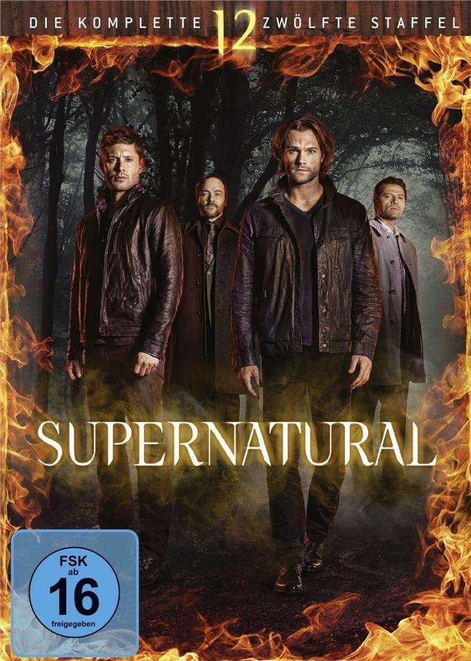 Supernatural Staffel 11 Deutsch Dvd