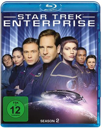 Star Trek - Enterprise - Staffel 2 (Limited Edition, 6 Blu-rays)